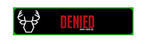 :denied: