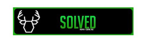 :solved: